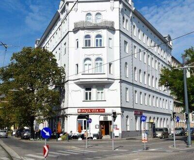 RARITÄT: Stilaltbauwohnung Nähe Praterstern mit Option auf Balkon!