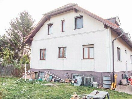 Einfamilienhaus in Top-Lage in Aspern zu verkaufen! 2 Minuten zur U2