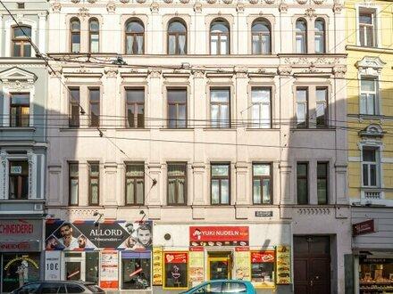 ++PROVISIONSRABATT++ Generalsanierte ALTBAU 2-Zimmer Kleinwohnung! Fußbodenheizung, Hofruhelage!