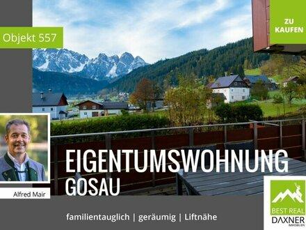 Großzügige Wohnung in Gosauer Toplage