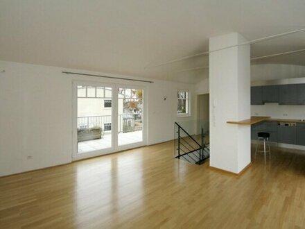 4-Zimmer-Terrassen-Wohnung in ruhiger Lage in Maxglan