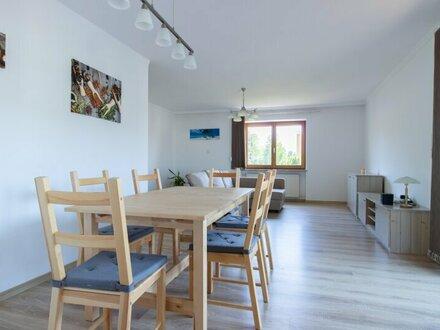 Großzügige 3-Zimmer-Wohnung mit sonnigem Balkon in Liefering