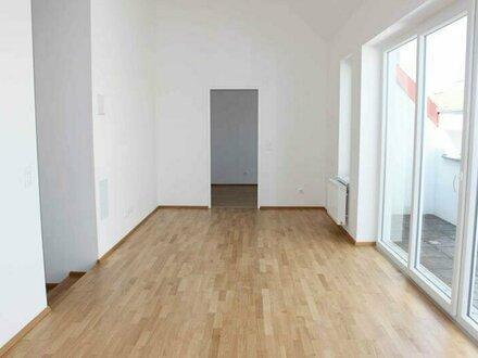 CPI Mietwohnung: Dachgeschosswohnung mit Terrasse im 10. Bezirk zu vermieten.