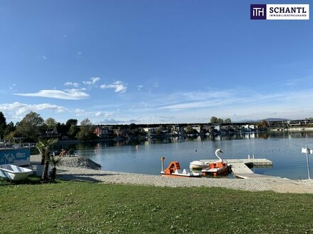 ITH: Urlauben daheim! Provisionsfreie Eigentumswohnung im Neubau am See! Erstbezug! Graz Süd!