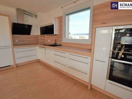 Graz Süd: Willkommen in Ihrer Wohlfühl-Wohnoase! 3-Zimmer + DAN-Küche + Tiefgarage + Sonnenbalkon