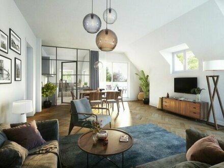 Noble Penthouse-Wohnung in bester Lage Hietzings - zu verkaufen
