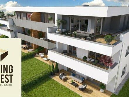 LIV Westside Living - Hochwertige Eigentumswohnung in Pasching TOP C01, EG-West - RESERVIERT!
