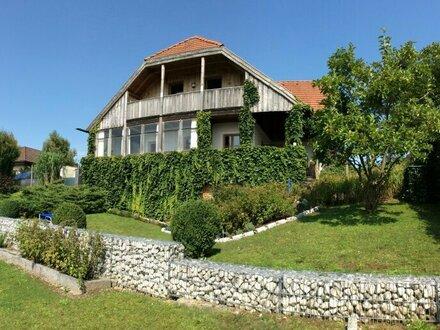 Extravagante Villa mit unverbaubarem Seeblick - Seewalchen am Attersee