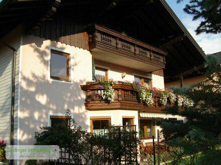 Green Living: Stilvolle 2-Zimmer-Hausetage mit Balkon