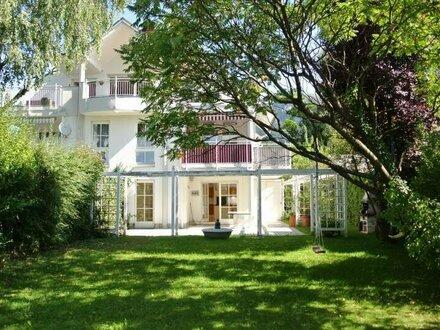 3-Zimmer-Wohnung mit Gartenparadies in Aigen