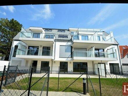 3 Zimmer Gartenwohnung in Grünruhelage Aspern Provisionsfreier Erstbezug