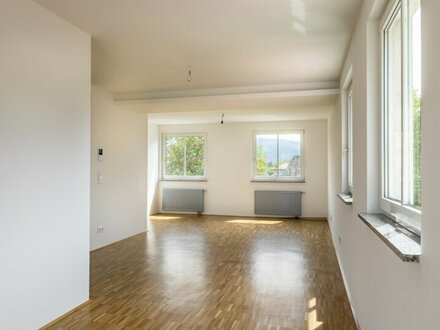 Erstbezug: 3-Zimmer-Wohnung mit XXL-Terrasse im Nonntal