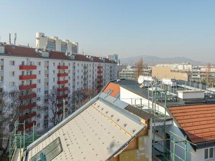 ++NEU++ Hochwertiger 3-Zimmer DG-ERSTBEZUG mit Terrasse (15m²), perfekter Schnitt! alles auf einer Ebene!!