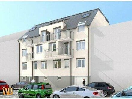 Baubewilligtes Bauträgergrundstück in guter Lage von Jedlesee zzgl. erhaltungswürdigem EFH!