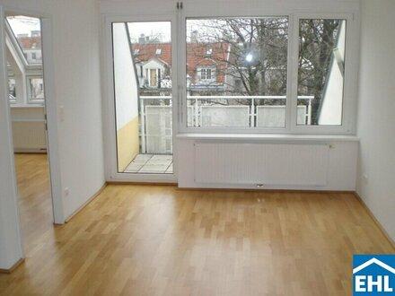 2 Zimmer Wohnung - Wohnen im Herzen von Unter St.-Veit