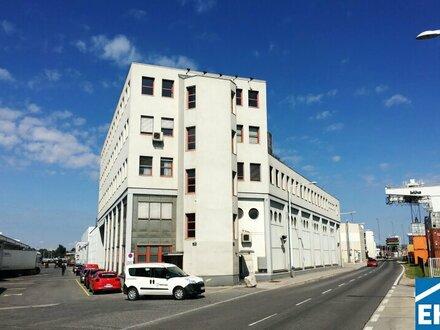 Bürofläche am Freudenauer Hafen