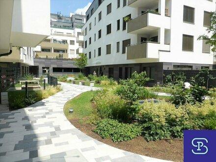 Goldegg Gardens: 101m² Neubau + 12,5m² Südbalkon - 1040 Wien