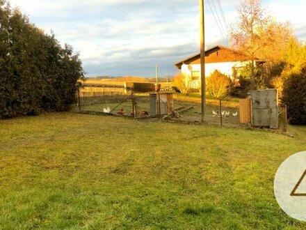 Grundstück in ländlicher Lage