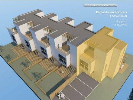 """++NEU++ Projekt """"SONNENDECK"""", 5 hochwertige Architekten-Reihenhäuser, hochwertiger Holzbau mit viele Vorteilen!!"""
