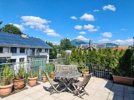 Familien-Traum Gneis: Sonnige 4-Zimmer-Maisonette-Wohnung mit ansprechender Dachterrasse!