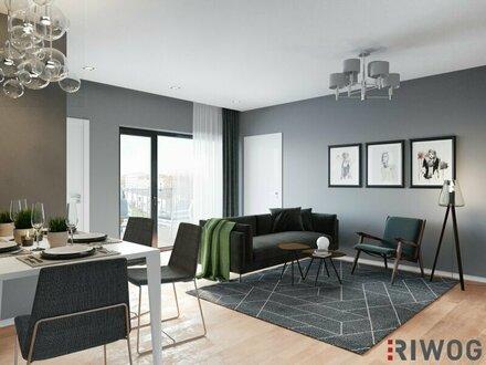Modern Wohnen mit Altbaucharme - hochwertig sanierte Wohnungen mit Freiflächen