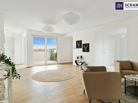 Geniales Penthouse mit ruhiger Terrasse und optionaler 60 m² Dachterrasse on TOP! Miete oder Mietkauf möglich!