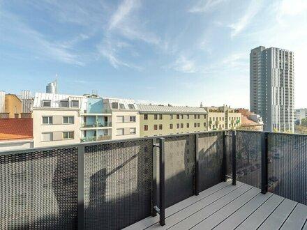 ++NEU++ Hochwertiger 1-Zimmer NEUBAU-ERSTBEZUG, ca. 6m² Balkon, gutes ANLAGEOBJEKT zur Vermietung! u. für Singles! AirBnB
