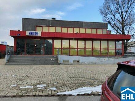 Freistehendes Betriebsobjekt, Baujahr 2009, im Gewerbegebiet Klosterneuburg,...