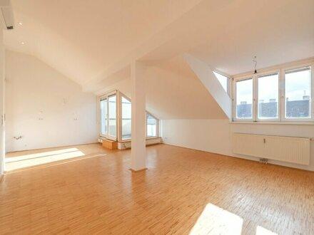 ++NEU++ Großartige 2 oder 3-Zimmer Dachgeschosswohnung mit netter Terrasse!