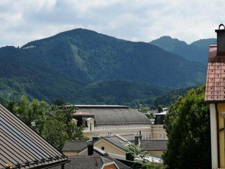 BEZUG APRIL 2019: Traumhafte Aussicht - Neubauwohnung in Bad Ischl