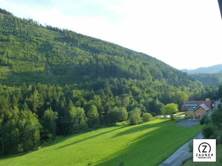 Koppl bei Salzburg: Haus mit zwei getrennten Wohneinheiten - in absoluter Ruhelage