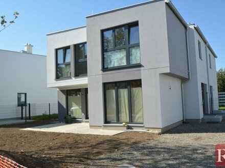 Exklusive Doppelhaushälfte in traumhafter Lage Klosterneuburg 0% Provision Erstbezug