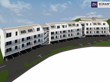 Top Aussicht +DACHGESCHOSS, 108 m² Nähe Lassnitzhöhe mit 15 m2 Terrasse !