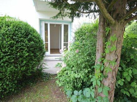 18., 3-Zimmer-Wohnung mit Gartenterrasse