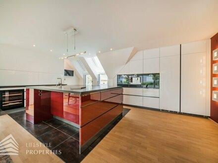 Exklusive 4-Zimmer Neubauwohnung mit Terrasse in Sievering