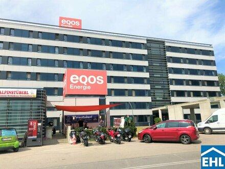 Büroflächen in Wien Oberlaa