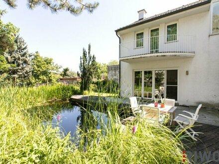 Einfamilienhaus mit Grünoase in Gerasdorf bei Wien