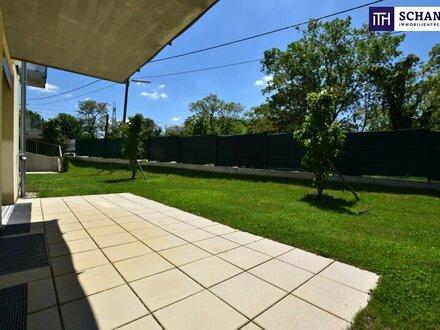 Provisionsfrei! Zuhause im Glück! Familienwohnung mit riesigem Garten!