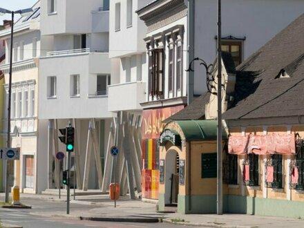 Branchenfreies Geschäftslokal auf der Wiener Straße in Schwechat - 106m² direkt auf der Hauptstraße