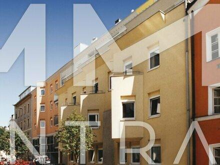 Kompakte, zentrumsnahe Zweizimmer-Balkonwohnung in der Mentlgasse 14 Top 10
