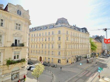 Porzellangasse, unbefristete 4 Zimmer Altbaumiete Nähe Lycèe Francais & Palais Liechtenstein