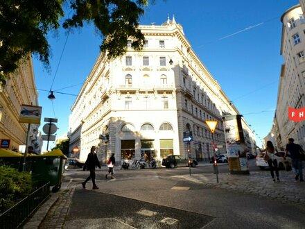 Stilhaus, sonnige 167m² Altbaumiete in zentraler Innenstadtlage