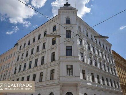 Luxuriöses Penthouse im Maisonette-Stil (Dachterrasse, offener Kamin, Ankleidezimmer, Garagenplatz)