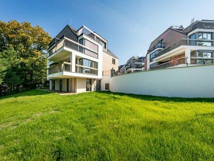 Großzügige Gartenwohnung nahe am Wienerwald mit exquisiter Ausstattung - Bezugsfertig!