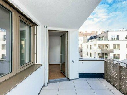 Goldegg Gardens: 88m² exklusiver Neubau + 9m² Balkon - 1040 Wien