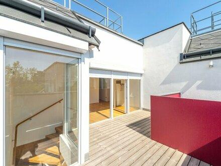 ++NEU** 3,5-Zimmer DG-Maisonette, ERSTBEZUG mit Terrasse und Loggia, sehr gutes Preis-Leistungsverhältnis!!