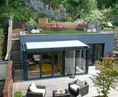 Beeindruckende Dachterrassen-Maisonette im Herzen von Salzburg