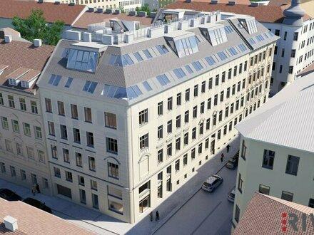 Die Schönheit aus Währing - exklusive Dachterrassen-Wohnungen in wunderschönem Gründerzeithaus |