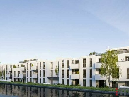 Idyllisches Wohnen mit hervorragender öffentlicher Verkehrsanbindung - Direktverbindung nach Wien