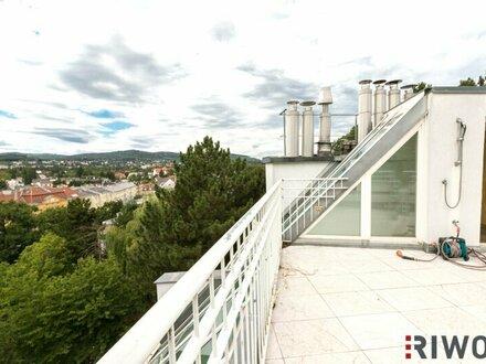 Dachterrasse mit Weitblick - großzügige 4-Zimmer mitten im Grünen